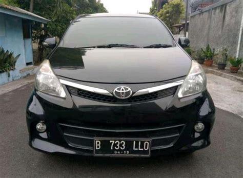 Jual Toyota Avanza Veloz 2014 toyota avanza veloz 1 5 matic 2014 total dp 7 jt