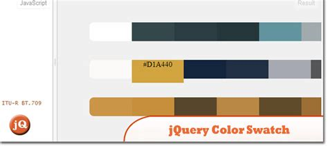 jquery color 5 jquery color swatch ribbon plugins sitepoint