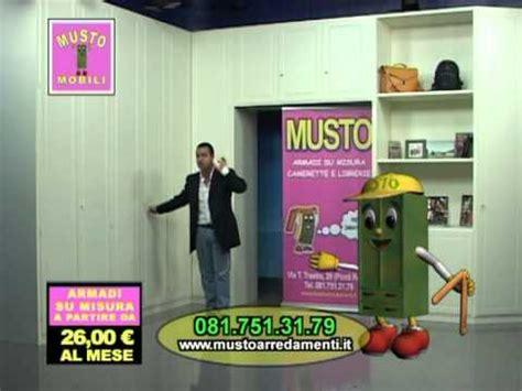 musto armadi spot musto mobili offerta armadi su misura