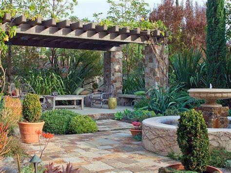 Patio Espagnol by Jardin M 233 Diterran 233 En Id 233 E Deco Design Patio Espagne