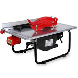 eberth 600w table saw bench top circular saw wood saw