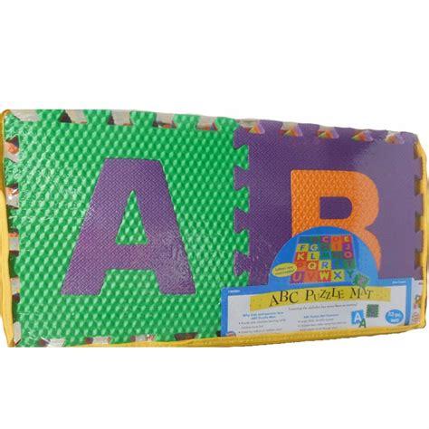 Alphabet Floor Mat Puzzle by Alphabet Floor Puzzle Mat Educational Toys Planet