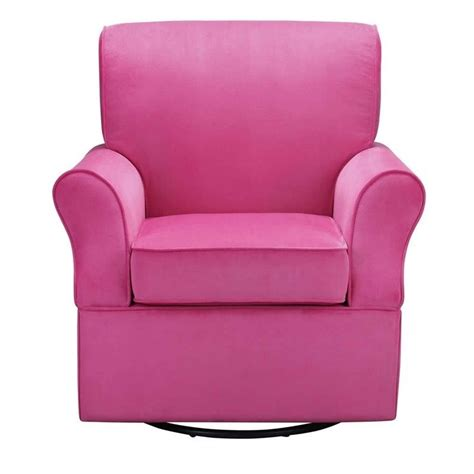 kelcie glider and ottoman baby relax kelcie swivel glider and ottoman in pink