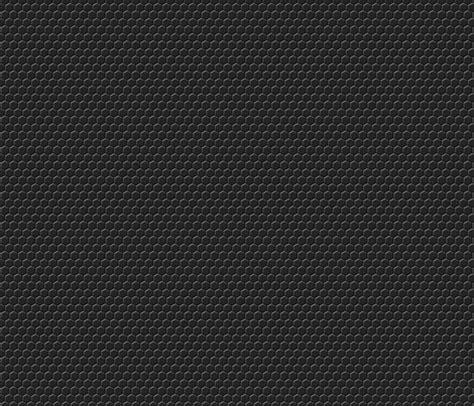 Black Hexa black hex fabric gmstrowabarton spoonflower