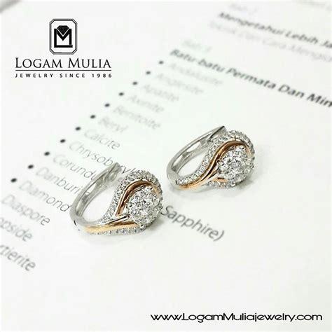 Blue Sapphire Rasa Srilangka Batu Cincin Liontin Kalung 005 jual anting berlian wanita ara e603658 sdde logammuliajewelry