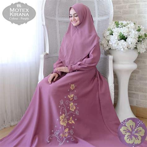 Gamis Kirana gamis baloteli jumbo motex kirana baju muslim butik jingga