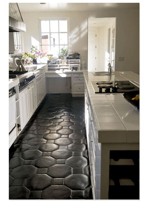 Kitchen Floor Paint Ideas 40 Best Images About Saltillo Tile On Pinterest Walkways Pictures And Tile