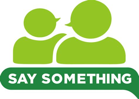 say something letter to the editor if you see something say something