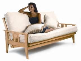 marin size futon frame from furniture on the web