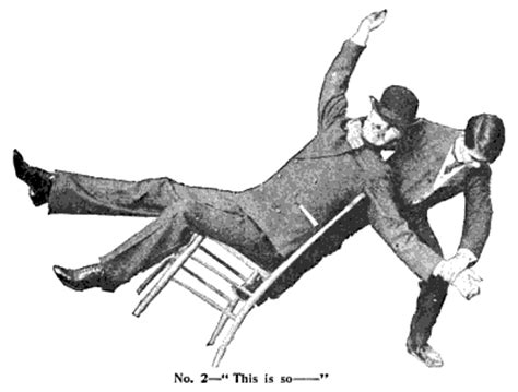 Garrote Chair by Zpi Jiu Jitsu Move 4