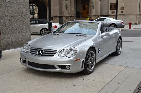 2005 Mercedes Sl65 Amg by 2005 Mercedes Sl Class Sl65 Amg Stock R216aa For