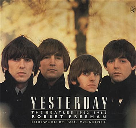 testo yesterday beatles quot yesterday quot was born in the toilet according to a former
