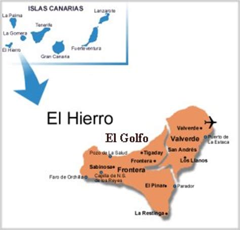 """learn english with valsequillo clil: all about """"el hierro"""