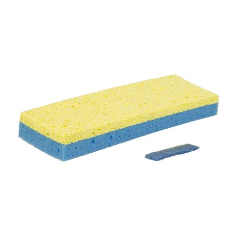 quickie mop refills automatic sponge mop refill 2721 the home depot
