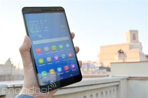 Tablet Huawei Media Pad X1 huawei unveils the mediapad x1 and m1 tablets the x1 is