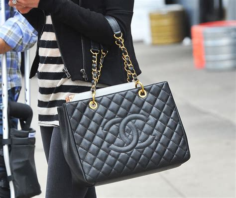 chanel bag is chanel discontinuing the grand shopping tote purseblog