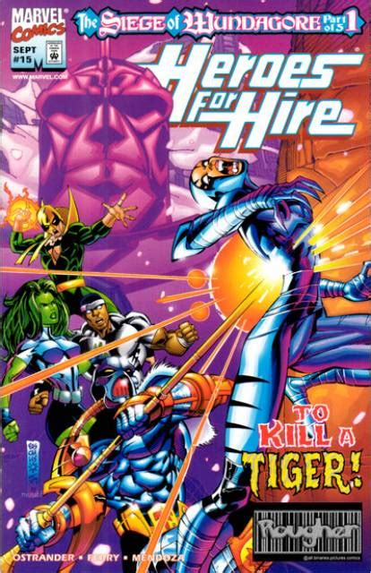 rory s heroes for hire volume 13 books heroes for hire volume comic vine