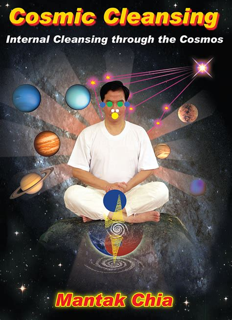 Cosmic Cleanse Detox by E Booklets Universal Healing Tao System E Products