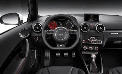 interni a1 audi unveils limited production 256 hp 2012 a1 quattro