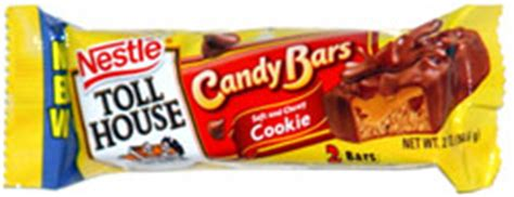 toll house cookie bars nestle toll house candy bars soft and chewy cookie