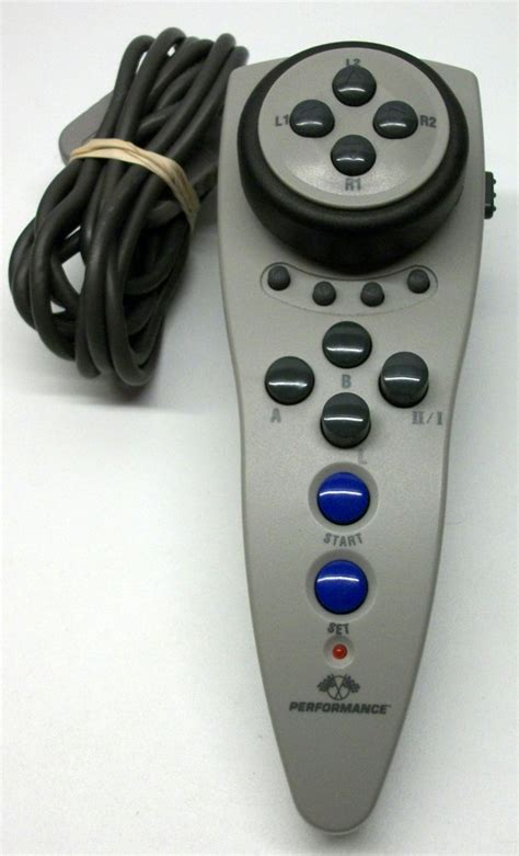 Ultra Racer Controller For Playstation 1
