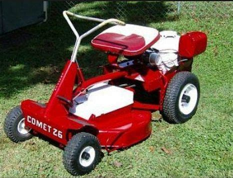 vintage snapper riding mower 1970's. | pristows outdoor