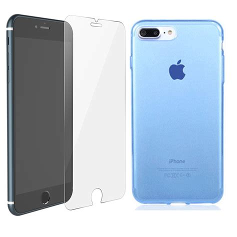 Iphone 7 Plus Glass by For Iphone 7 7 Plus Tempered Glass Screen Protector Slim Clear Cover Ebay
