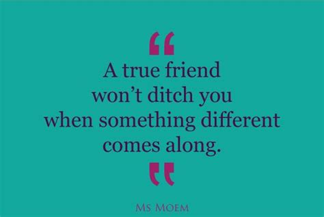 Ditched By Friends by True Friends Don T Ditch You As Soon As Something Else