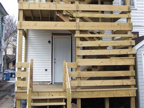 How Much To Build A Patio Deck by Flooring Cost To Build A Deck How Much Does It Cost