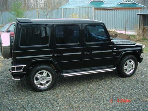 2002 Mercedes G Class by 2002 Mercedes G Class Photos 5 0 Gasoline
