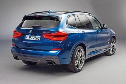 new 2017 bmw x3 suv: details, prices and pics   auto express