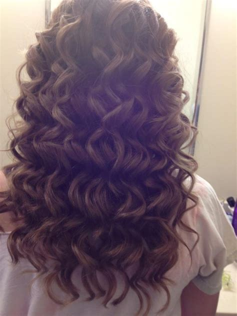 wand curls hair love pinterest 17 best images about curling wand curls on pinterest