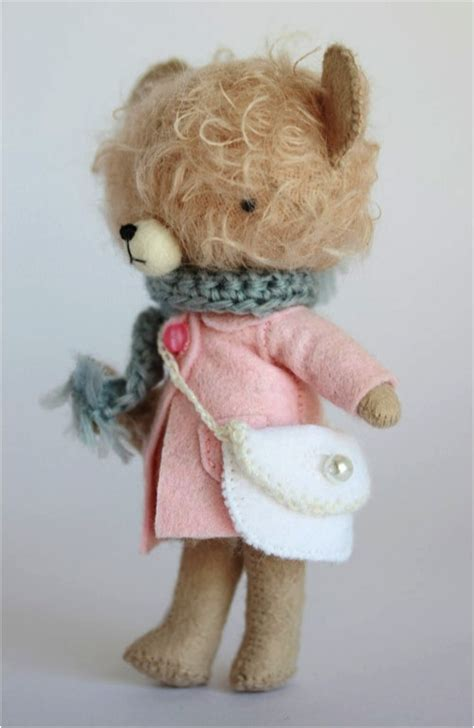 Handmade Teddy Bears Uk - ebabee likes made teddy toys