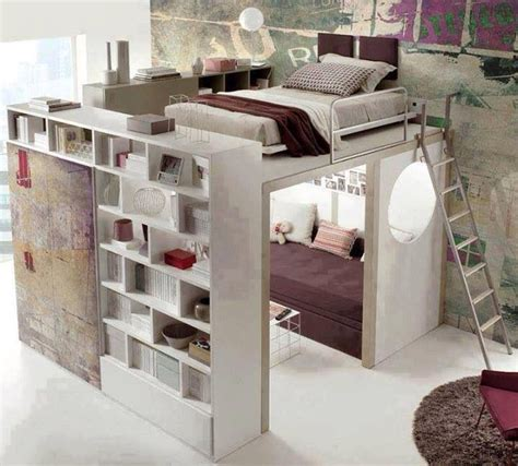 awesome loft beds bed loft awesome reuse ideas pinterest