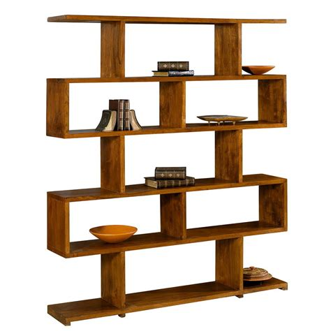 librerie in legno prezzi libreria etnica 160 x 30 h185 da centro legno massello