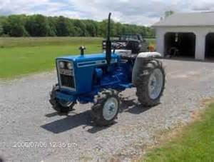 Ford 1500 Tractor Used Farm Tractors For Sale Ford 1500 4x4 Sold 2006 07