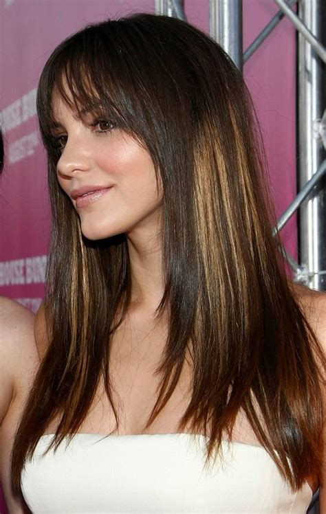 brown hair with highlights trendy highlights for brunette hair gorgeous brunette