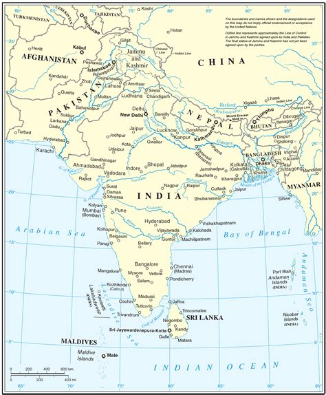 south asia map file south asia un png