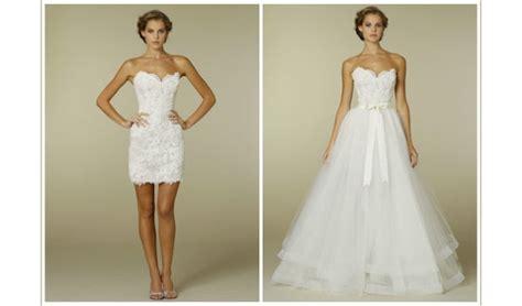 Hochzeitskleid 2 In 1 by Two In One Wedding Dress Of The