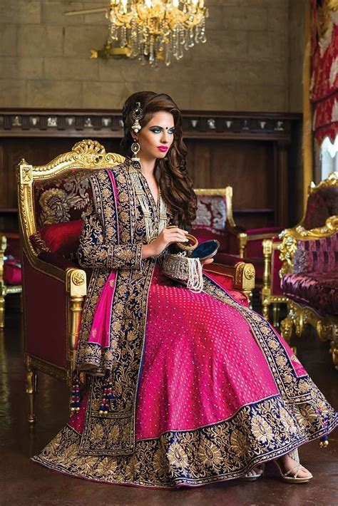 14 best PINK & BLUE Fashions images on Pinterest   India
