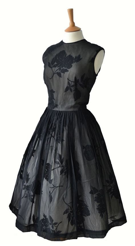 vintage dresses from 20th century room decorating ideas