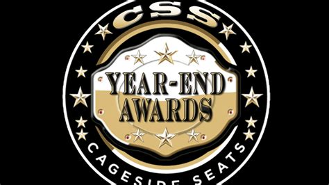 cageside seats cageside seats year end awards breakout wrestler of the
