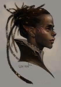 goldene len golden eyed by len yan on deviantart