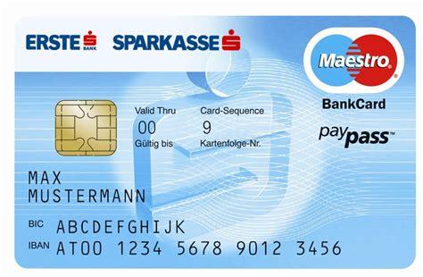 erste bank kalkulator erste bank und sparkassen starten mit kontaktlosem bezahlen