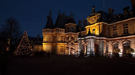 waddesdon manor castle in united kingdom thousand wonders