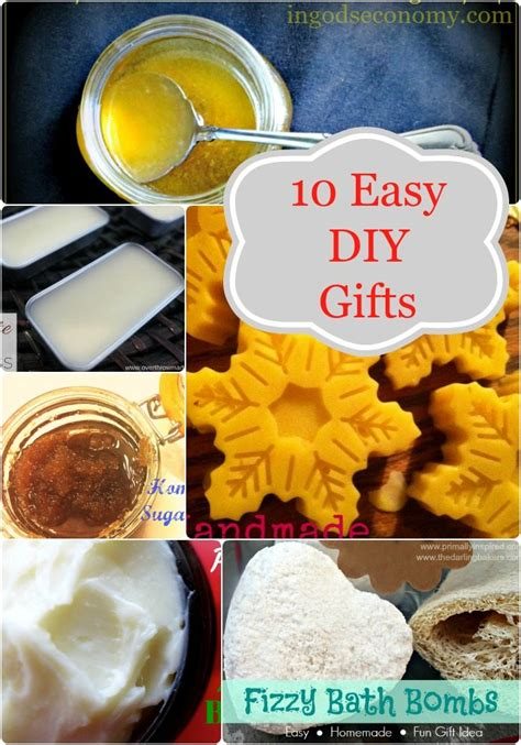 handmade for the holidays 10 easy gifts in god