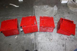 est edwards 405 8a tw fire alarm safety strobe light 110cd
