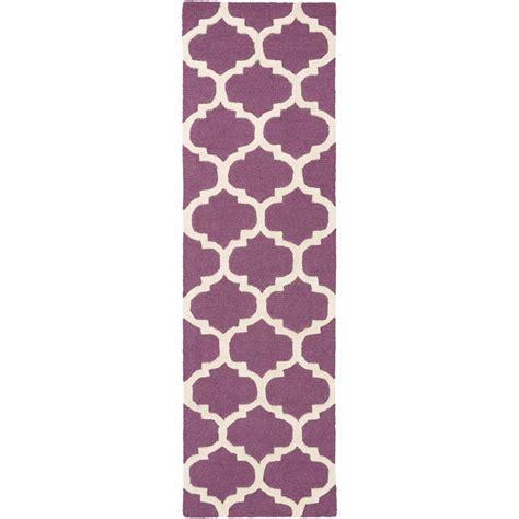 10 foot runner rug artistic weavers pollack stella violet 2 ft 3 in x 10 ft indoor rug runner awah2031 2310