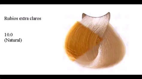 numeros de tintes para el cabello carta de tintes para el cabello rubios muy claros n 250 meros