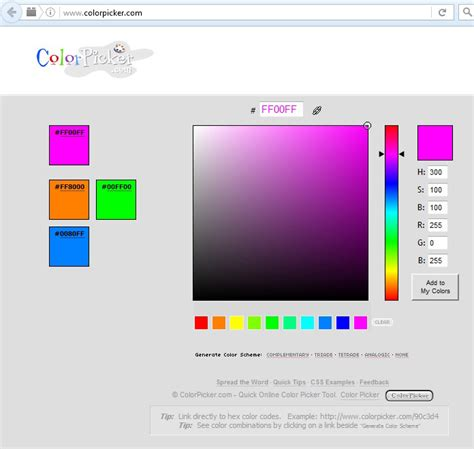 photoshop color picker learning photoshop colors a color picker tutorial
